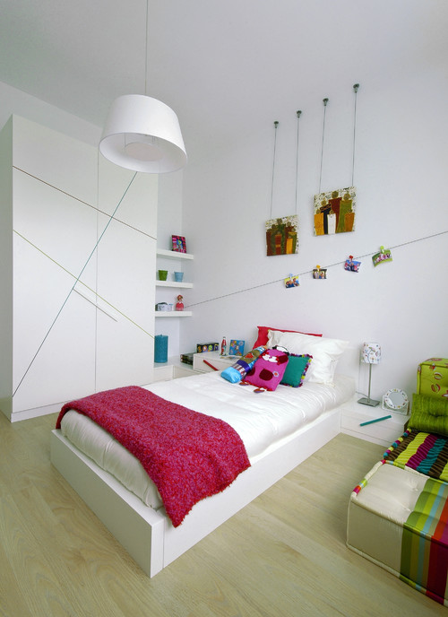 Ideas decoraci n de habitaciones infantiles modernas for Ideas decorar habitacion juvenil chica