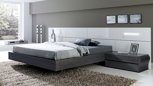 Siempre guapa con norma cano decoraci n de dormitorios en for Decoracion dormitorio gris y blanco