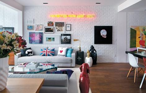 Una forma atrevida de decorar tu hogar