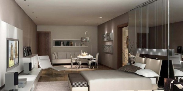 Tendencias decorativas para un dormitorio moderno