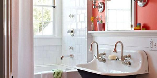 Nuevas tendencias en decoración de baños