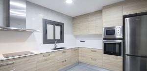 Reforma de cocina y mobiliario en calle Múrcia