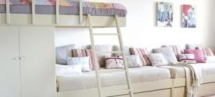 Últimas tendencias para organizar un dormitorio infantil