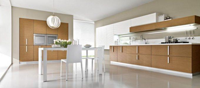 Una cocina minimalista