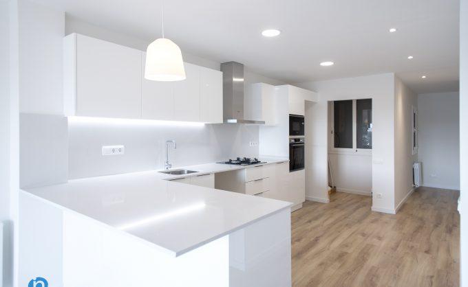 Reforma integral de vivienda en Esplugues de Llobregat
