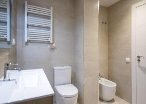 sanitarios cuarto de baño